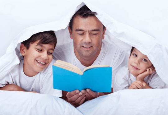 家族をつなぐ意外な方法